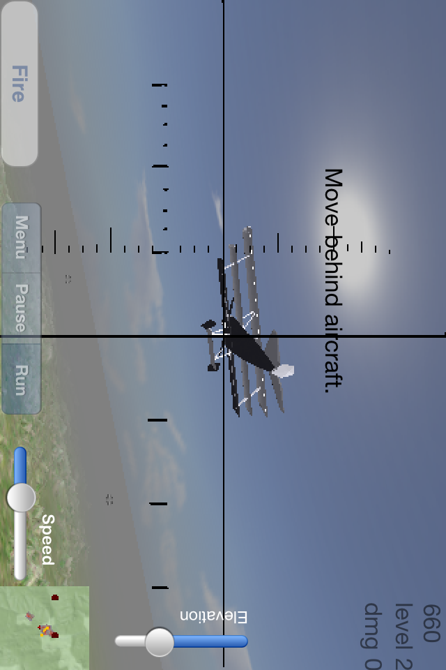 Screenshot WWI Planes Battle HD 3D