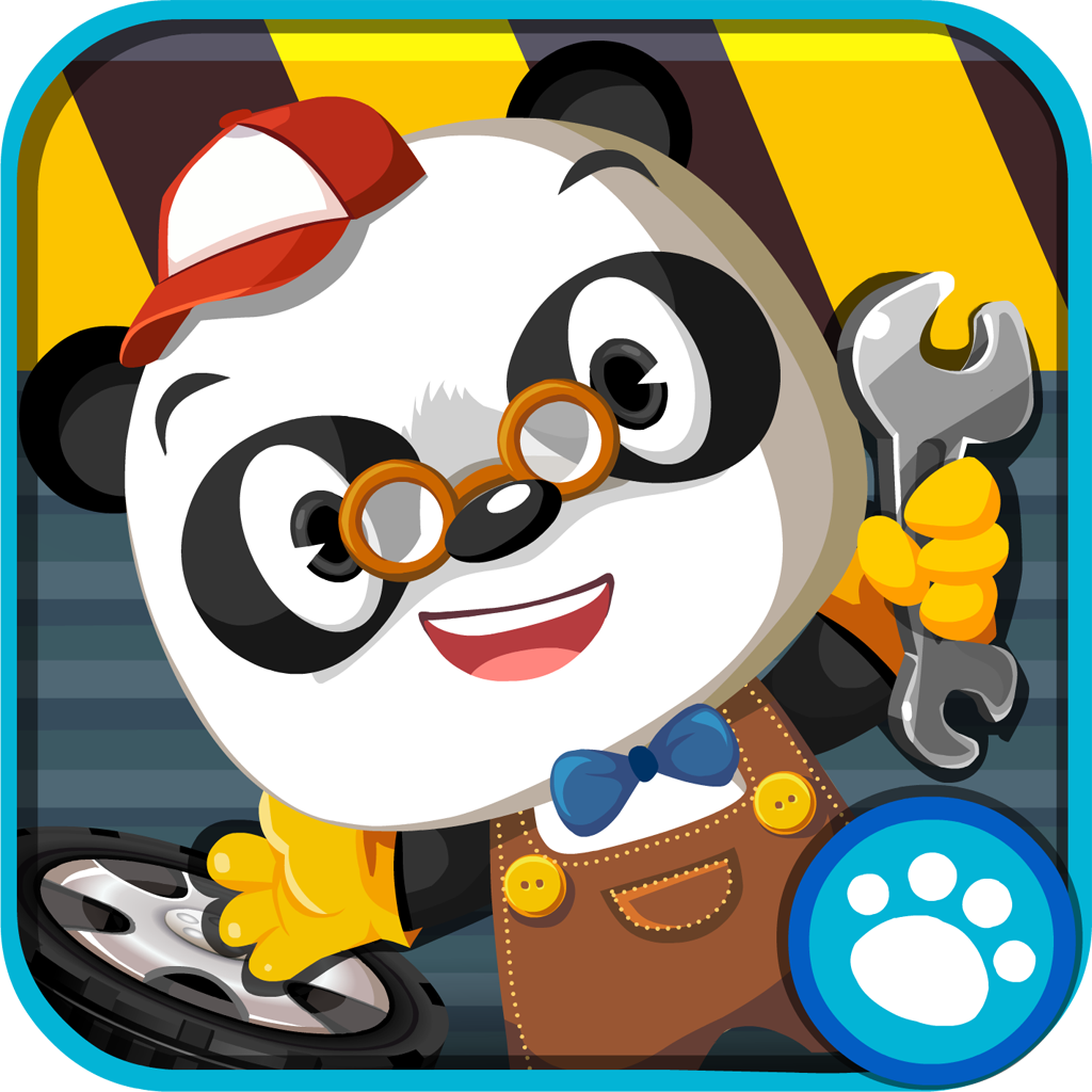 Dr Panda S Garage By Tribeplay Limited